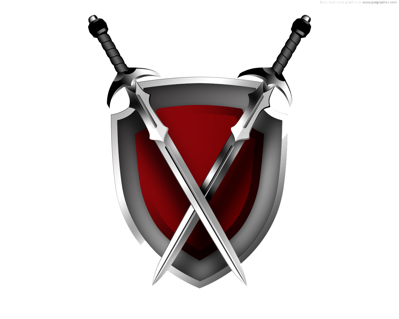 Crossed Swords Png (+).