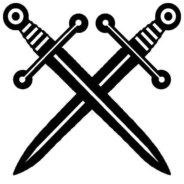 Crossed Swords PNG HD Transparent Crossed Swords HD.PNG Images.