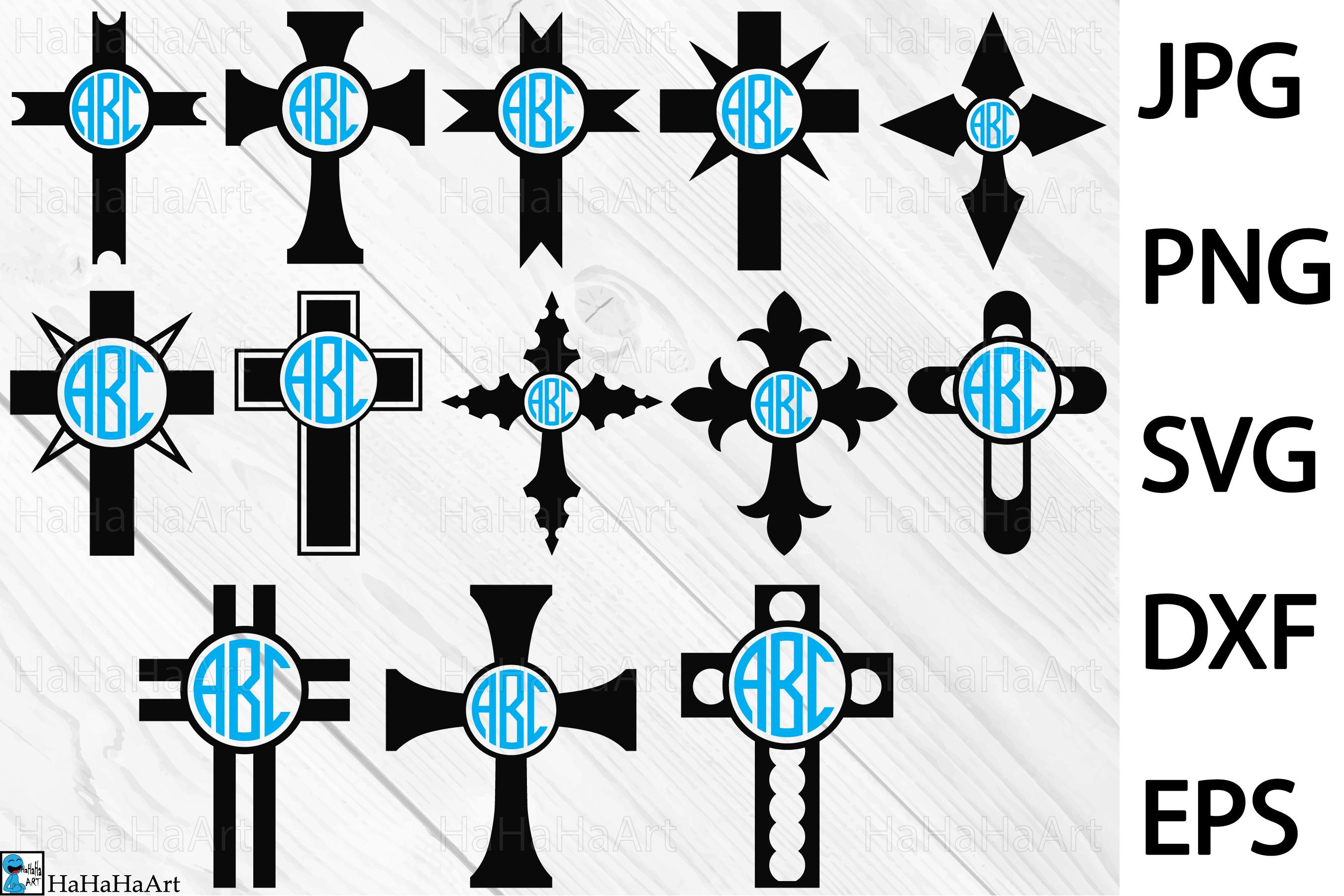 Circle Crosses.