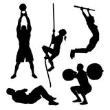 Crossfit Clipart And Illustrations.