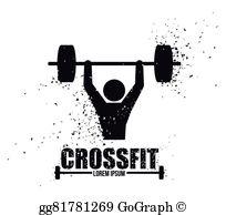 Crossfit Clip Art.