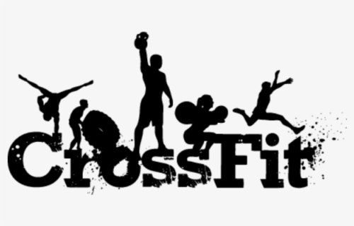 Free Crossfit Clip Art with No Background.
