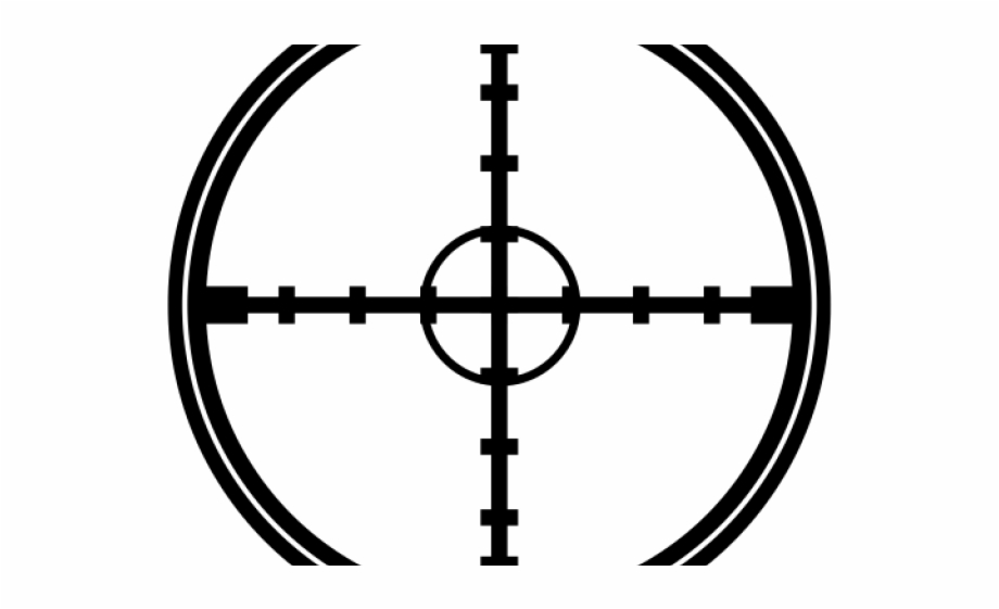 Crosshair Png Cliparts.