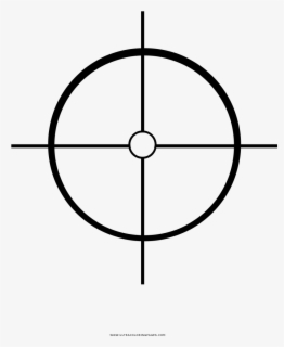 Free Crosshair Clip Art with No Background.