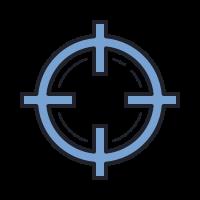 Crosshair Icons.
