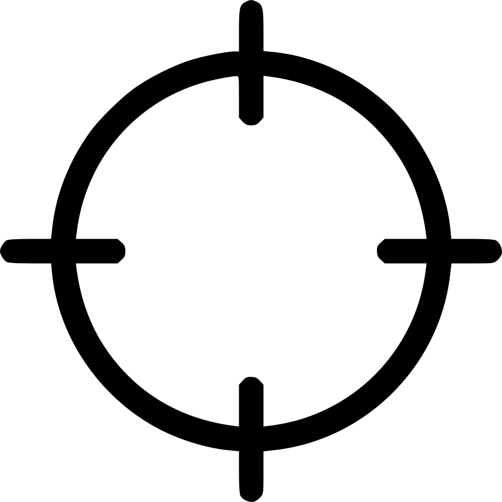 Crosshair Svg Png Icon Free Download (#512654).