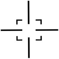 crosshair clipart #crosshairs_clip_art_23342.