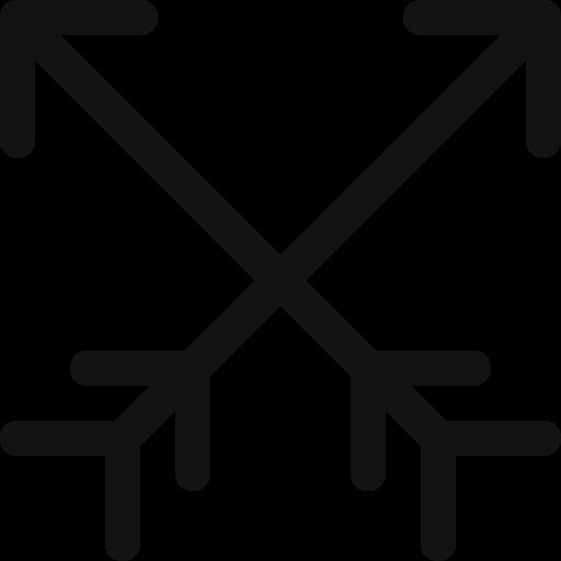 Arrow, cross arrows, crossing arrows, vintage arrows, Ancient arrows.