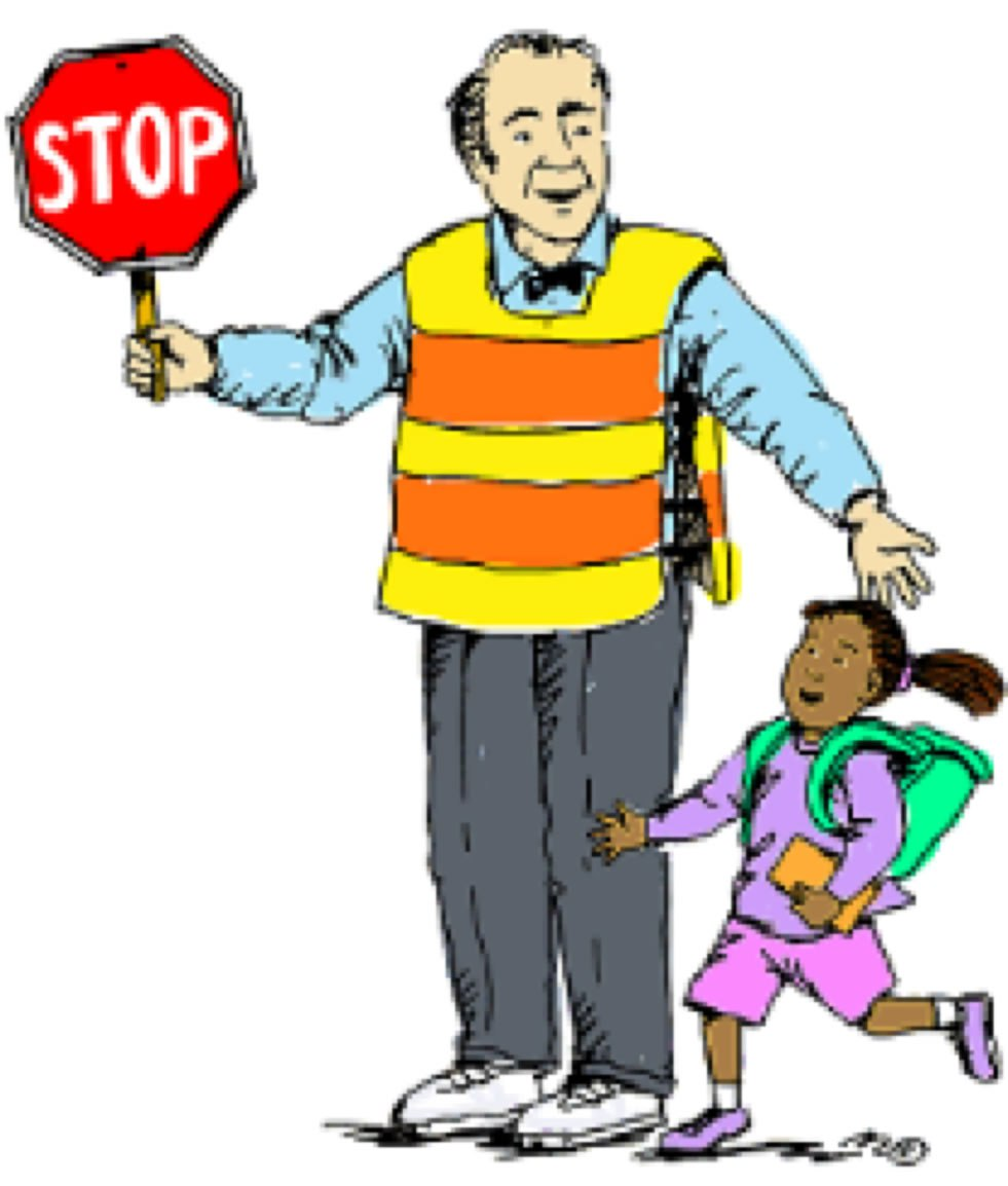 NOW HIRING CROSSING GUARDS & SUPERVISORS.
