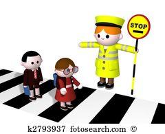 Zebra crossings Illustrations and Clip Art. 155 zebra crossings.