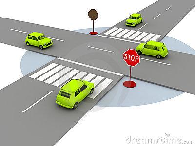 Crossroads clipart free.