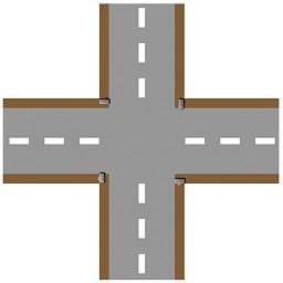 Crossroads Clipart.