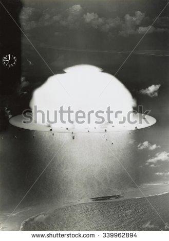 Atomic Bomb Testing Stock Photos, Royalty.
