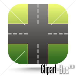 Crossroads Clip Art.