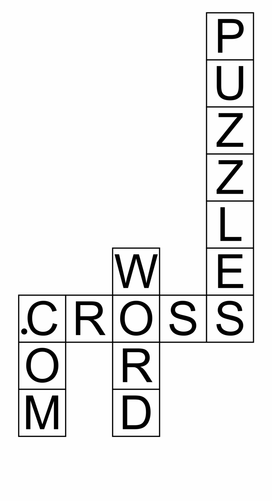 Puzzle Clipart Background.