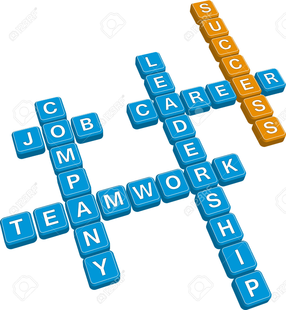 Business Crossword (format) Royalty Free Cliparts, Vectors, And.