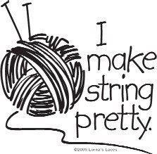 Knit and Crochet Clip Art.