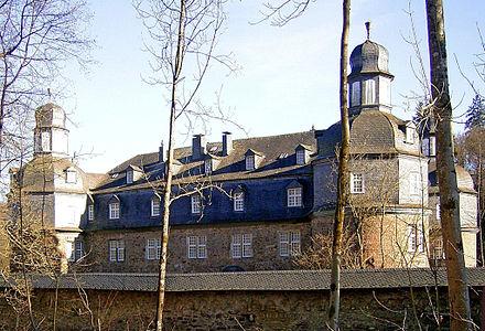 Schloss Crottorf.