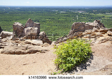 Stock Images of Kings Mountain Pinnacle k14163986.