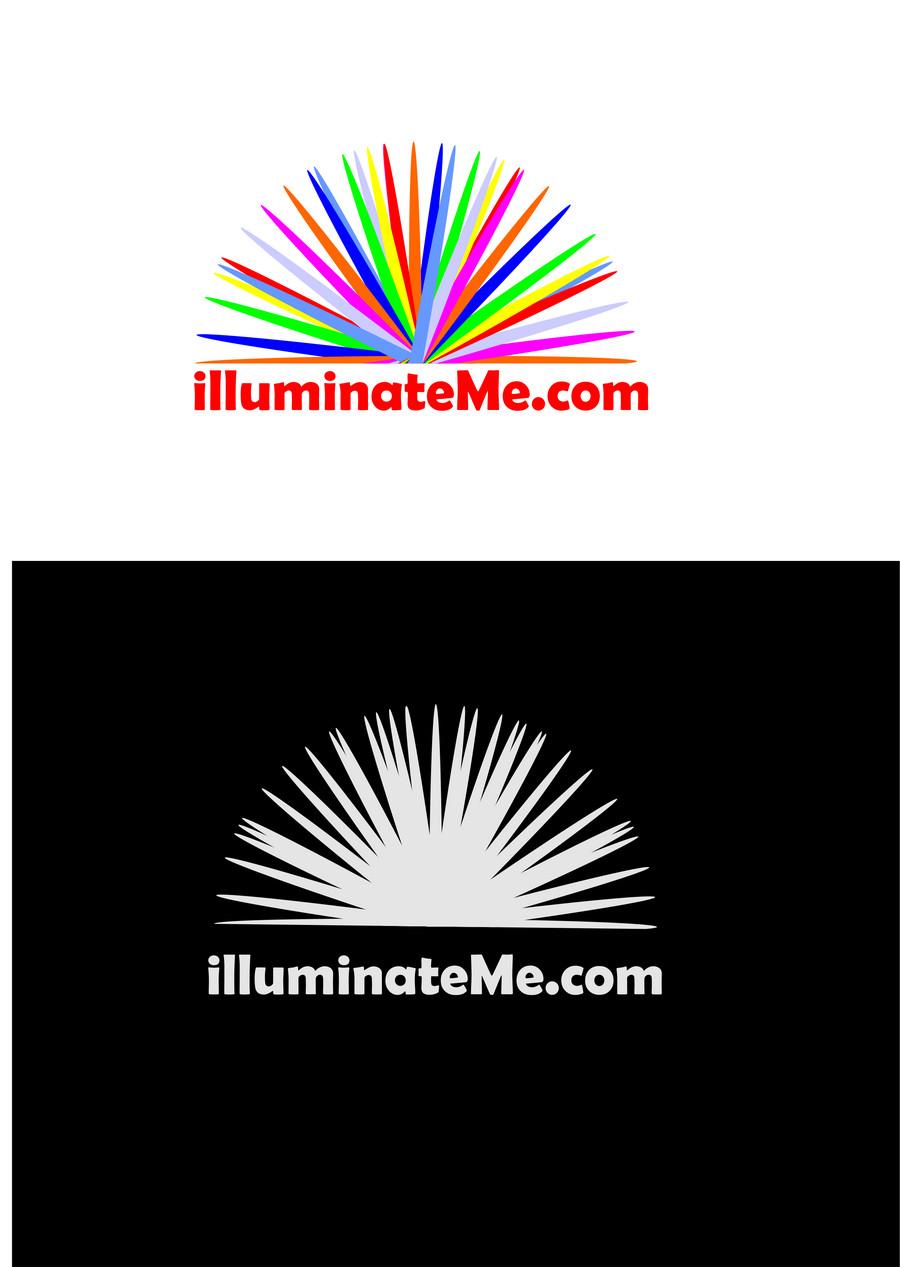 Entry #10 by adkool2472 for Logo Design for IlluminateMe.com.
