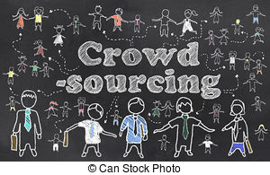 Crowd sourcing Clipart and Stock Illustrations. 636 Crowd sourcing.