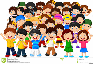 Free Clipart Crowds.