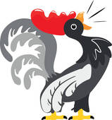 Crowing Clip Art Royalty Free. 3,134 crowing clipart vector EPS.