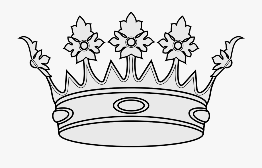 Coa Illustration Elements Symbol Of Power Scepter Crown.