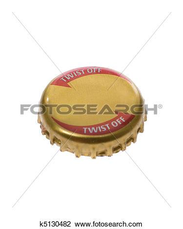 Stock Photo of crown cap k5130482.