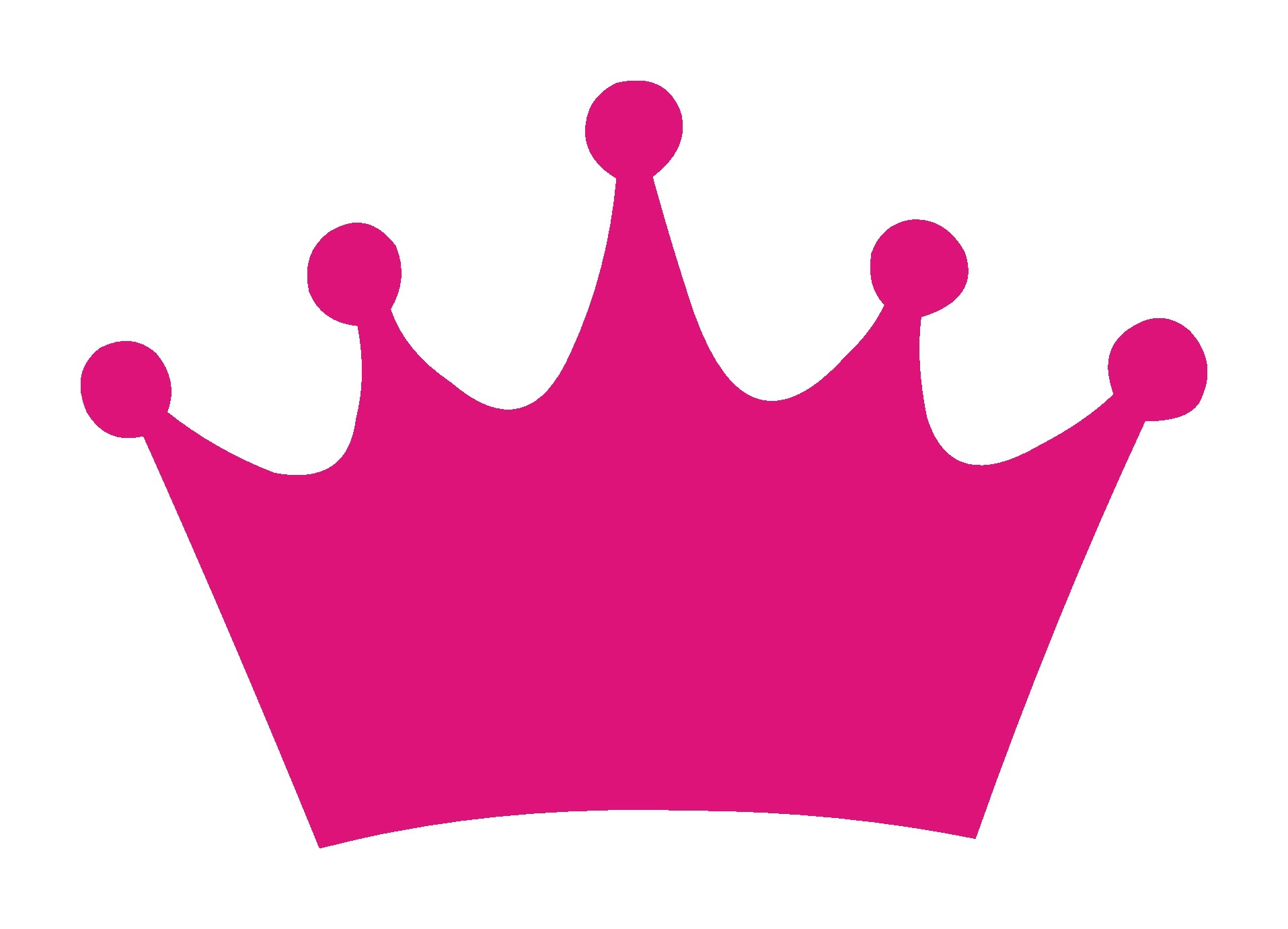 princess crown clipart vector #20
