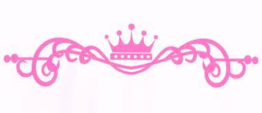 Princess Crown Car Decal Pink Girly Clipart Free Clip Art Clip.