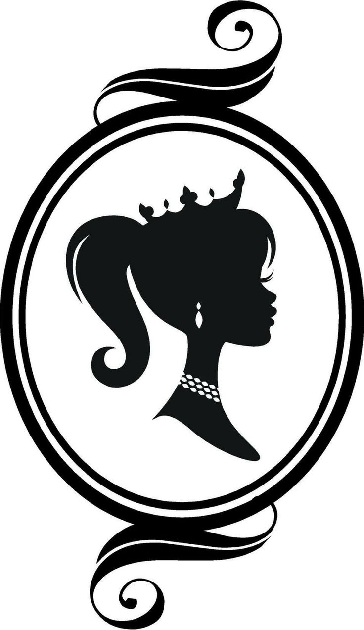 crown clipart for silhouette cameo #3
