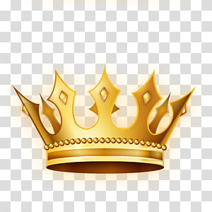 Crown transparent background PNG cliparts free download.