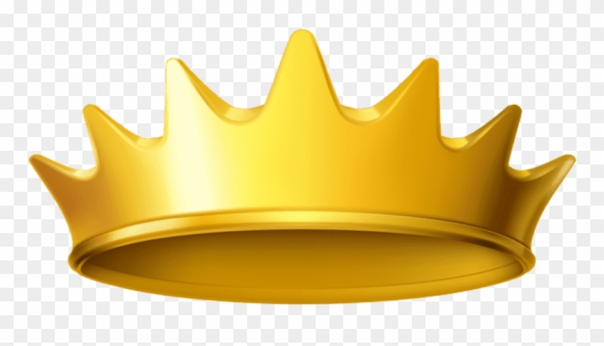Download Golden Crown Clipart Png Photo Transparent Png (#2323170.