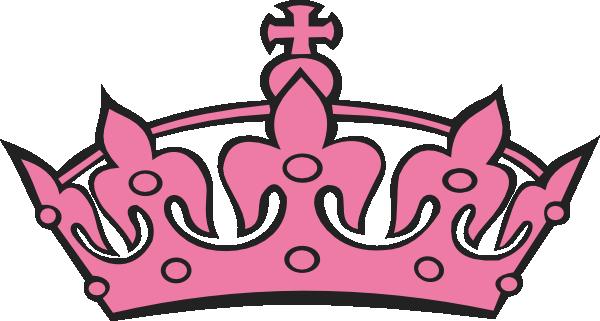 Pink Princess Crowns Logo.