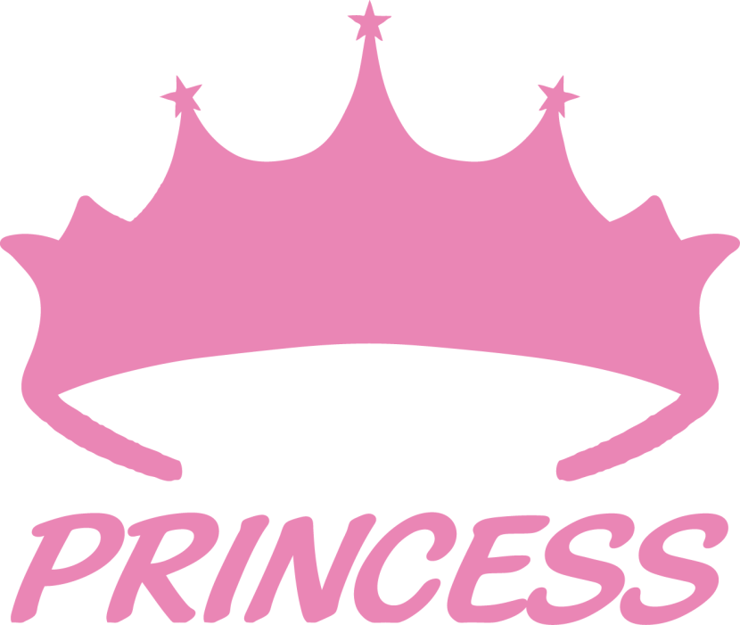Princess crown clipart 2.