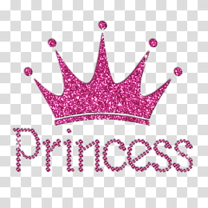 Crown Princess transparent background PNG cliparts free.