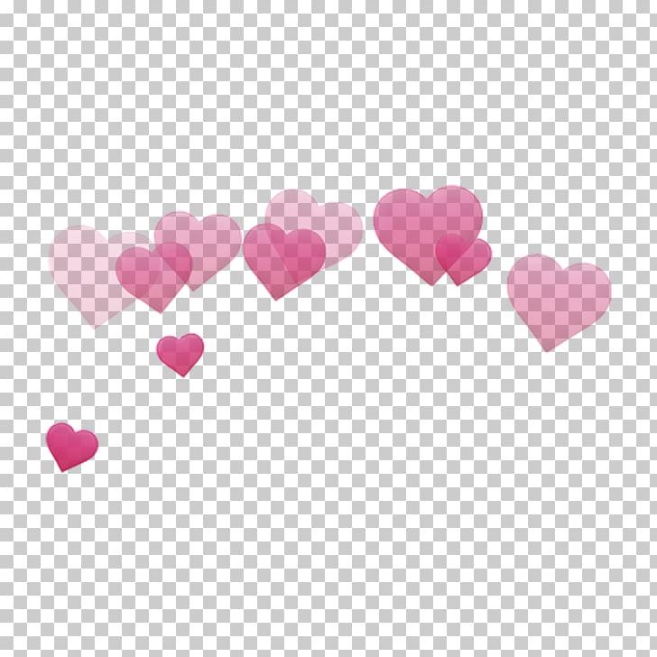 Desktop Sticker Photography Emoji, Heart crown, red heart.