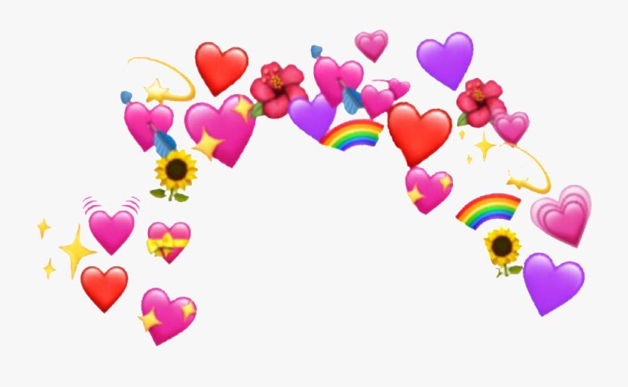 heart #crown #sticker #remixit #emoji #emojis #hearts.