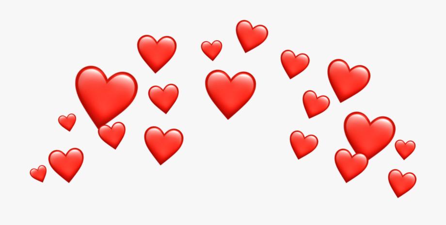 Freetoeditcrown Heart Hearts Emoji Emojis Tumblr Remixit.