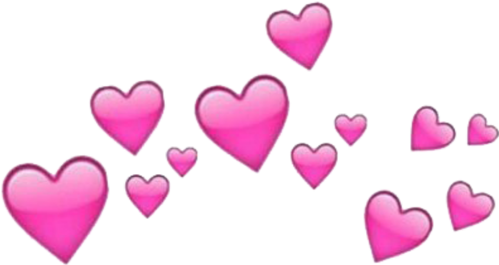 png heart hearts crown heartcrown heartcrowns pink png.