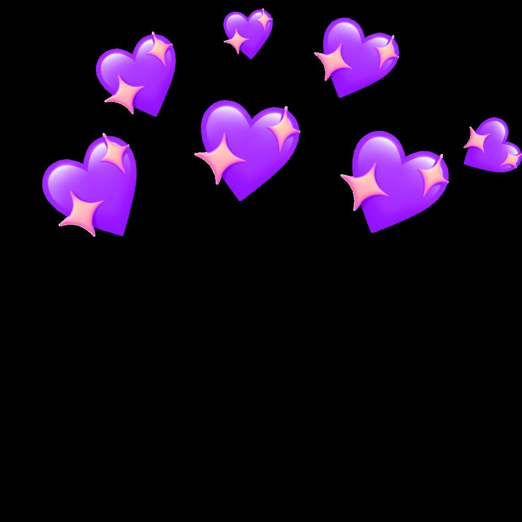 hearts crown heartscrown pink tumblr snapchat.