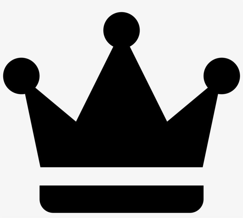 Crown Icon Vector Illustration.