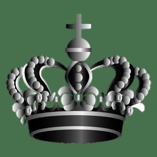 King crown illustration.