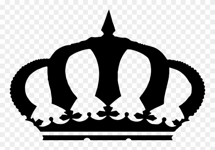 Crown Svg Clip Art Illustration By Arcsmultidesignsshop.