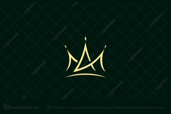 Exclusive Logo 188582, AM Crown Logo.