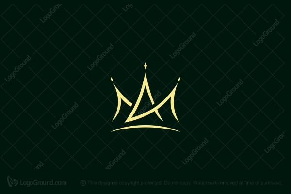 Exclusive Logo 188582, AM Crown Logo.