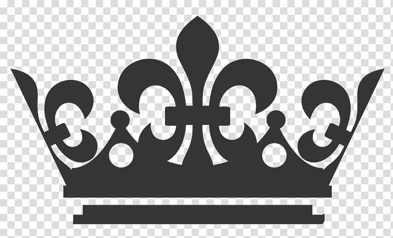 Black crown , Crown Logo , queen crown transparent background PNG.