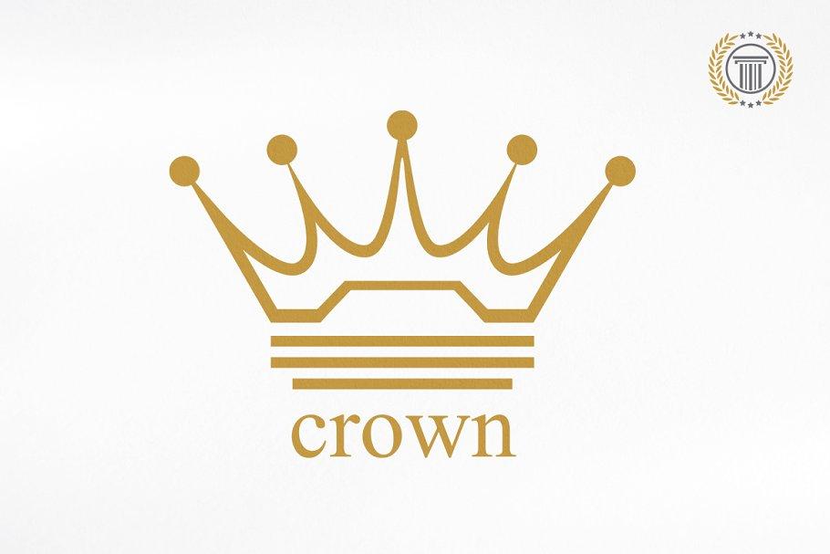 Royal Crown Logo Design.