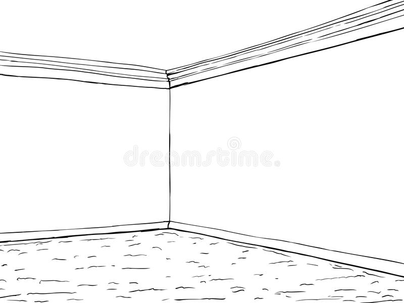 Crown Molding Stock Illustrations.